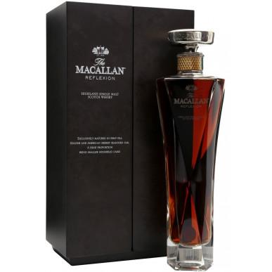 The Macallan REFLEXION Highland Single Malt Scotch Whisky 0,7L
