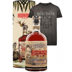 Don Papa Rum 0,7L + Triko Don Papa