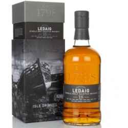 Ledaig PEATED Batch No. 03 Single Malt Scotch Whisky 18yo 0,7L