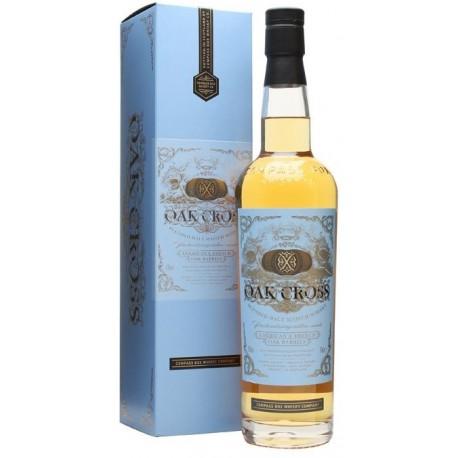 Compass Box Oak Cross Whisky 0,7L