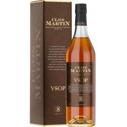 Clos Martin VSOP Folle Blanche Armagnac 8 let 0,7L