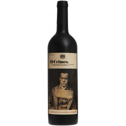 19 Crimes Cabernet Sauvignon 2018 0,75L