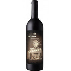19 Crimes The Banished Dark Red 2018 0,75L