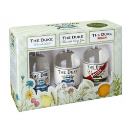 The Duke Dry Gin Set (Munich / Rough / Wanderlust) 3x0,05L