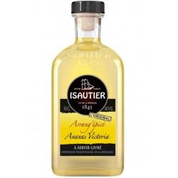 Isautier Arrange Épicé Ananas Victoria Rum 0,5L