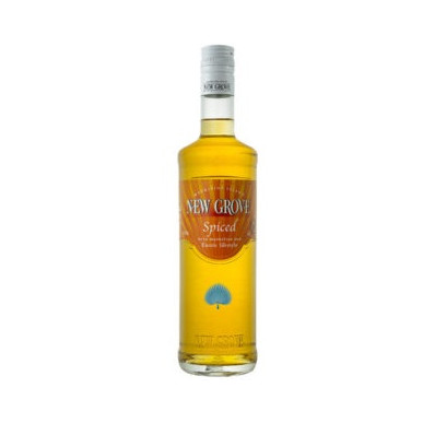 New Grove Spiced Rum 0,7L
