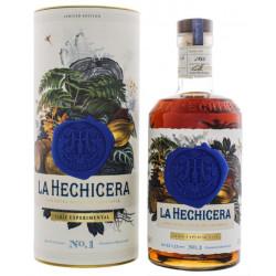 La Hechicera Ron Extra Anejo de Colombia SERIE EXPERIMENTAL No. 1 Rum 0,7L