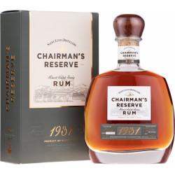 Chairman's Reserve 1931 Finest St. Lucia Rum 0,7L