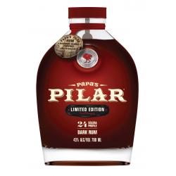 Papa's Pilar 24 Solera Dark Sherry Cask Finished Limited Edition 0,7L