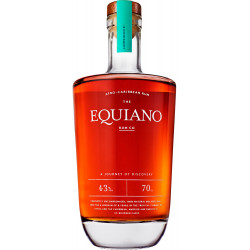 The Equiano Rum 0,7L