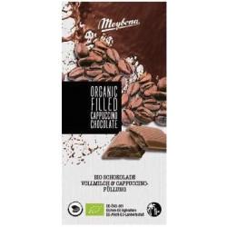 Meybona Organic Cappuccino - čokoláda 100g