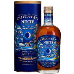 Cihuatán Nikté Limited Edition Rum 0,7L