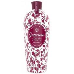 Generous PURPLE Grape Berry Gin 0,7L