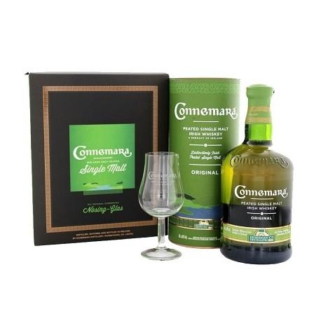 Connemara Peated Single Malt Whiskey 0,7L