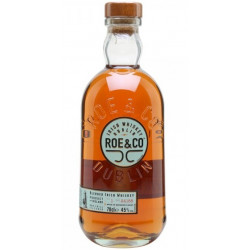 Roe & Co Blended Irish Whiskey 0,7L