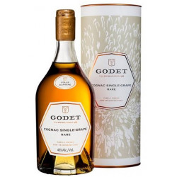 Godet SINGLE-GRAPE RARE Folle Blanche Cognac 0,7L
