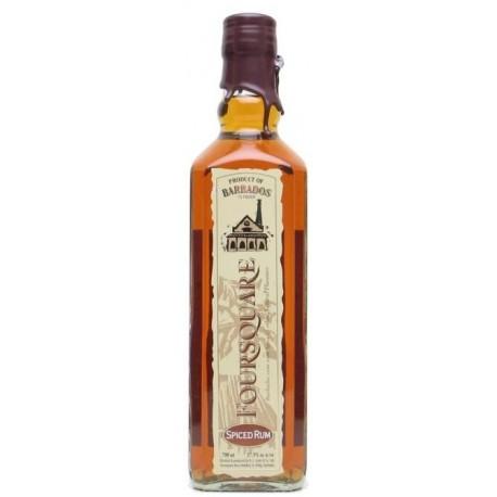 Foursquare Spiced Rum 0,7L