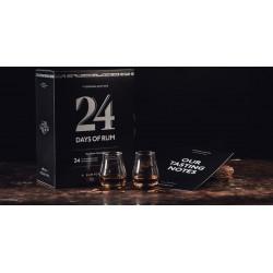 Rumový kalendář 2019 0,48L (24x0,02L)