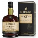El Dorado Rum 15 let 0,7L