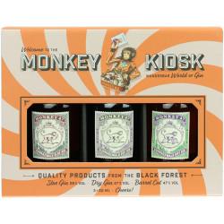 Monkey 47 Kiosk Set 3x0,05L