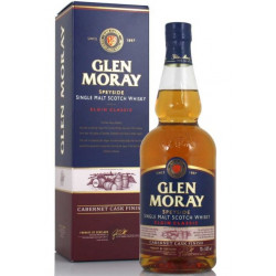 Glen Moray Elgin Classic Cabernet Cask Finish Whisky 0,7L