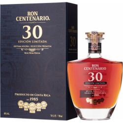 Centenario Edicion Limitada Rum 30 let 0,7L