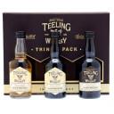 Teeling Whiskey Trinity Pack 3x0,05L