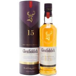 Glenfiddich Unique Solera Reserve Whisky 15yo 0,7L