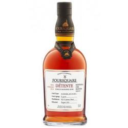 Foursquare Détente Single Blended Cask Strength Rum 10yo 0,7L