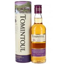 Tomintoul Single Malt Scotch Whisky 16yo 1L