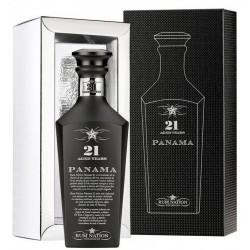 Rum Nation Panama Black Rum 21yo 0,7L