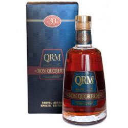 Ron Quorhum Solera Sherry Finish Rum 30yo 0,7L