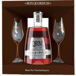 Ron Quorhum Solera Rum 23yo 0,7L