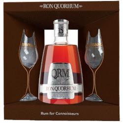 Ron Quorhum Solera Rum 15yo 0,7L
