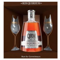 Ron Quorhum Solera Rum 12yo 0,7L