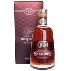 Ron Quorhum Solera Oporto Finish Rum 30yo 0,7L