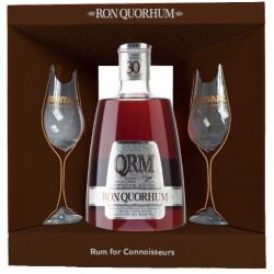 Ron Quorhum Aniversario Solera Rum 30yo 0,7L