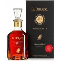 El Dorado Rum 25 let 0,7L