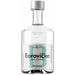 Žufánek Borovička 0,1L