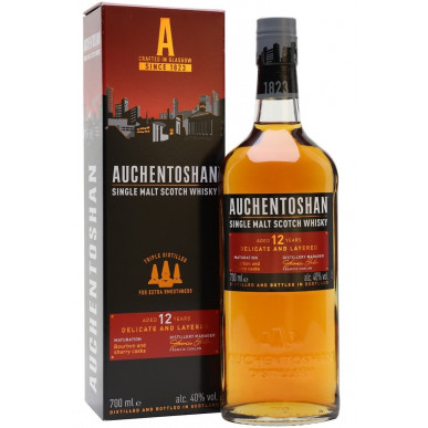 Auchentoshan Whisky 12 let 0,7L