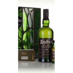 Ardbeg Quadrant Limited Edition Whisky 10yo 0,7L (+ Ardbeg Uigeadail Whisky 0,05L)