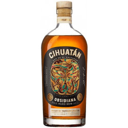 Cihuatán Obsidiana Limited Edition Rum 1L
