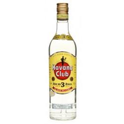 Havana Club Anejo Rum 3 roky 1L