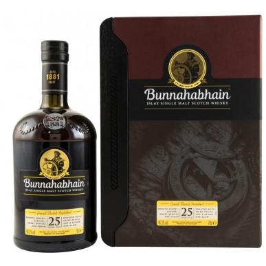 Bunnahabhain Whisky 25 let 0,7L