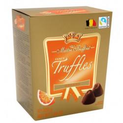 Maitre Truffout - bonboniéra s pomerančovou příchutí 200g