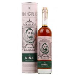 Ron Cristóbal NINA Rum 0,7L