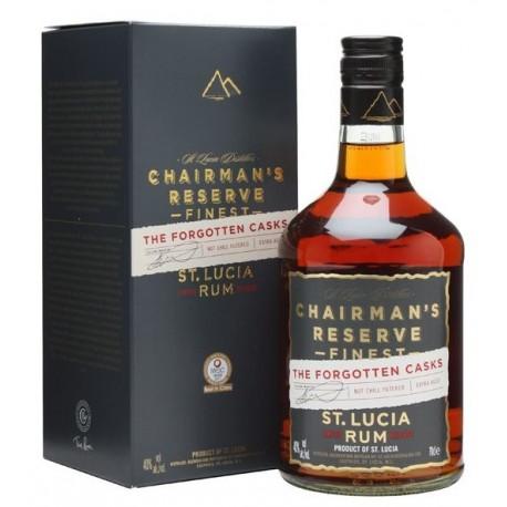 Chairman's Reserve The Forgotten Casks Rum 0,7L