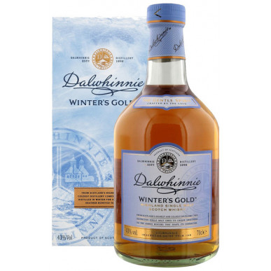 Dalwhinnie WINTER'S GOLD Highland Single Malt Scotch Whisky 0,7L