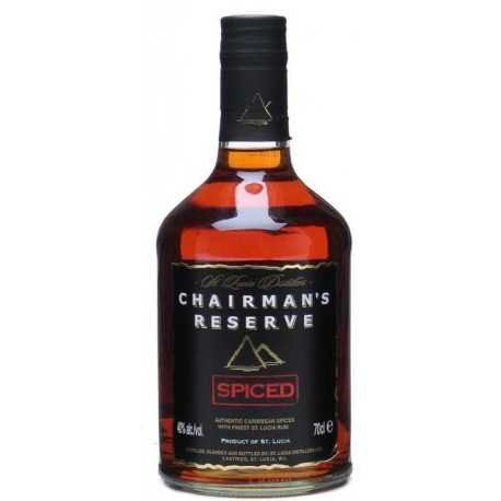 Chairman's Reserve Spiced Rum 0,7L