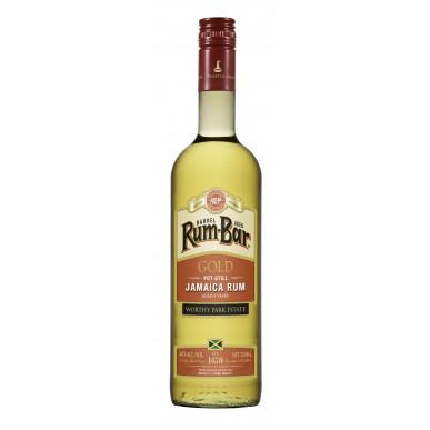 Rum-Bar Worthy Park Estate GOLD Pot Still Jamaica Rum 0,7L